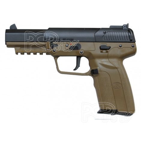 FN Five seveN CO2 - BAX Blow back-TAN Marushin airsoft