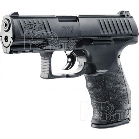 Pistolet 4.5mm Walther PPQ CO2 plomb