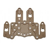 Platforme Molle Holster CQC Speed Clip - Tan -TB567