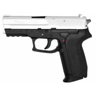 Pistolet 4.5mm SigSauer SP2022 Culasse Silver - CO2 - KWC