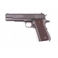 Pistolet 4.5mm P1911 Full metal Blowback- CO2 plomb