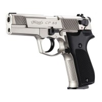 Pistolet plomb 4.5mm Walther CP88 Nikel CO2