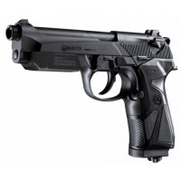 Pistolet 4.5mm Beretta TWO Noir CO2 plomb