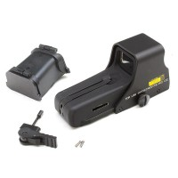 Point rouge Emerson type Eotech 552 +QD - Noir M51615098