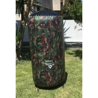 Obstacle Cylindre Camo - 2m