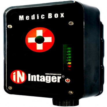 Intager Medic Box  (battery and charger included)