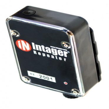 Intager Repeater for  Ibox RFID  (battery and charger included)