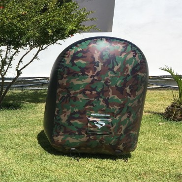 Obstacle Slab Special Camo - 1.75m
