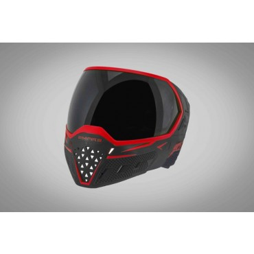 Masque Empire EVS Black RED thermal