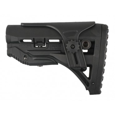 Corps de Crosse Type Fab Defense M4AR15 GL Schock - Noire Paintball Airsoft