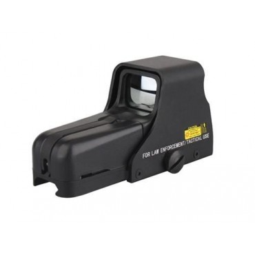 Point rouge Emerson type Eotech 552 Black BD1406