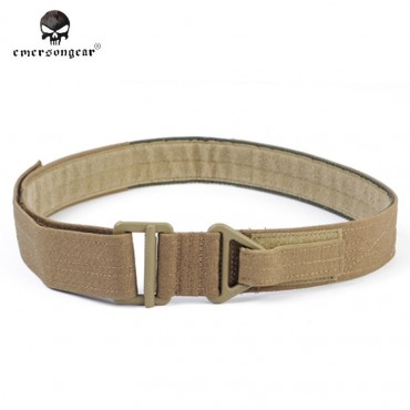 Ceinture Tactique CQB Rappel Taille XL  Coyote airsoft paintball