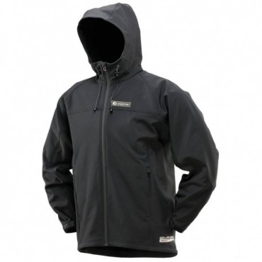Blouson Dye 10K Element Noir paintball