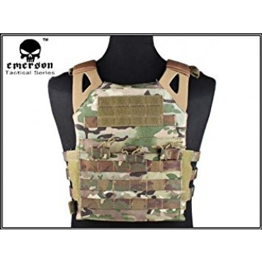 Veste Carrier Plate V2 Dummy Plate- Multicam-Emerson