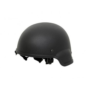 Casque tactique Emerson Type MICH 2000 Light Noir