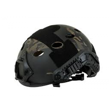 Casque tactique Emerson FAST PJ Molette Milticam Black