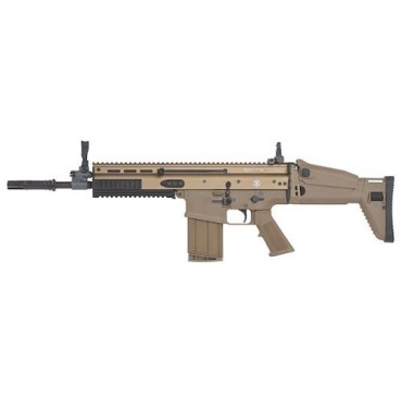 FN SCAR H GBBR Dark Earth - Gaz - VFC