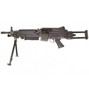 M249 PARA Noire- Full metal Classic Army
