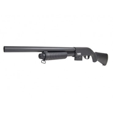 Fusil à pompe Type Mossberg M870 Full Stock - Swiss Arms