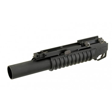 Lance grenades Airsoft QD M203 Long-Duke- Noir