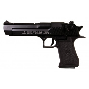 Desert Eagle 50AE KWC Blowback SemiAuto CO2 - Noir Chargeur court