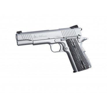 M1911 Dan Wesson Valor Silver full metal Blowback - CO2- KWC