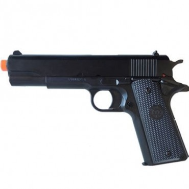 Pistolet Army 1911 MKIV R29 Full metal Black -GBB FB3387