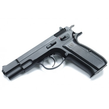CZ75 MS GBB Gaz - - Full Metal - KJWorks