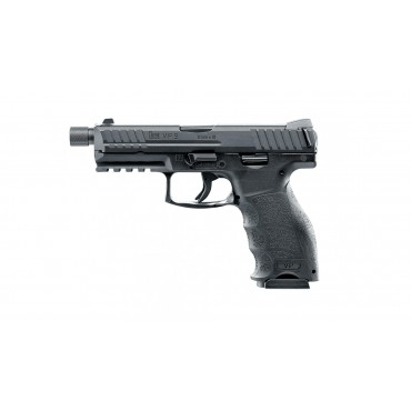 Pistolet H&K VP9 tactical - gaz Blowback- Noir - VFC
