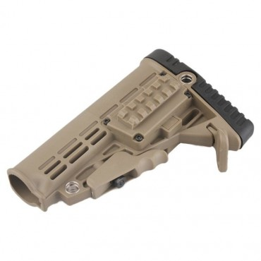 Crosse Type M4 Tactical - Complet avec Tube - Tan