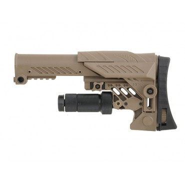 Crosse Sniper Type SRS  Tan airsoft paintball
