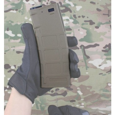 Chargeur AEG M4 FLASH Type PMAG 300 - Tan