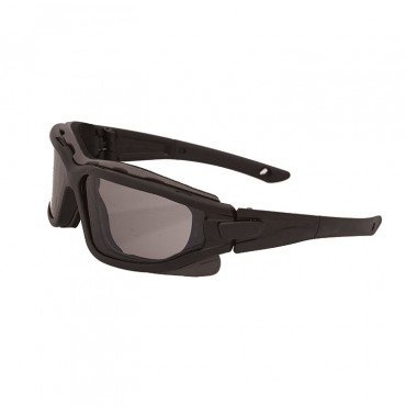 Lunette CE de protection THERMAL Vtac Zulu Smoke - Valken