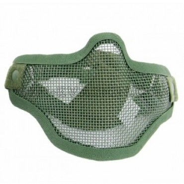 Masque Grille Swiss Arms Bas Visage Olive airsoft