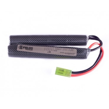 Batterie 8fields -NiMH -9.6V 1600 mAh Mini SF