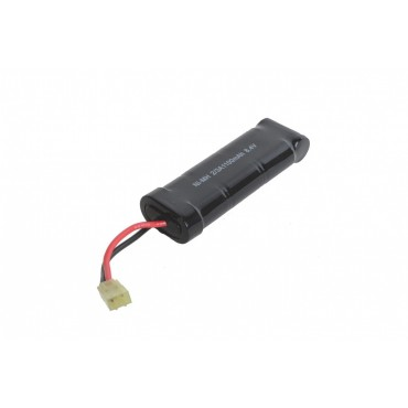Batterie ARMY -Type Mini. 8.4V 1100 mAh airsoft
