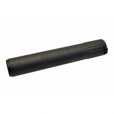 Silencieux Alu Deluxe Type AAC SPR -diam35mm Long 220 mm- EMERSON airsoft