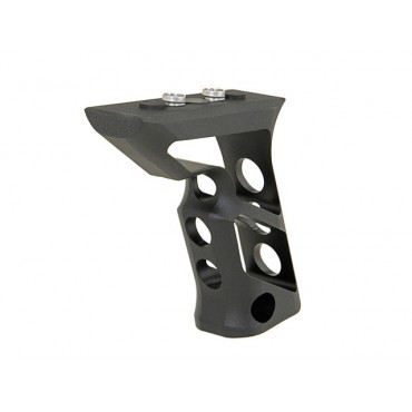 Grip incliné Long pour Keymod system - Noir