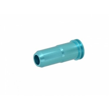 Nozzle Air Aluminium Duke avec joint pour MP5 serie airsoft
