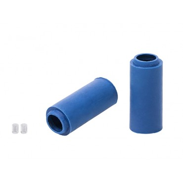 Joint Hop Up Silicone Blue- 2 pieces - Spring - 50° airsoft