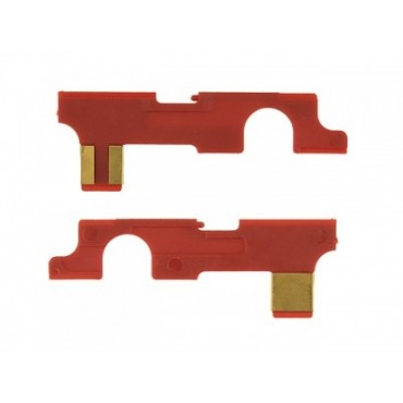 Selector plate M4 airsoft
