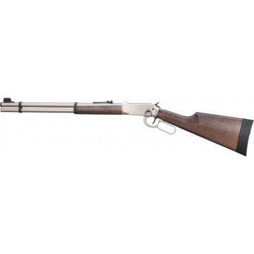 Carabine 4.5mm Walther Lever Action - Nickelé- CO2 plomb