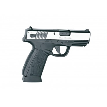 Pistolet 4.5mm Bersa BP9CC Dual Tone Blowback - CO2 plomb