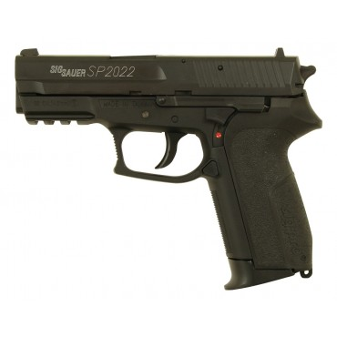 Pistolet 4.5mm SigSauer SP2022 - CO2 - KWC