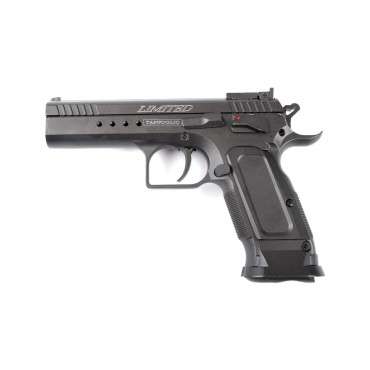 Pistolet 4.5mm Tanfoglio Limited Custom metal Blowback- CO2 - KWC