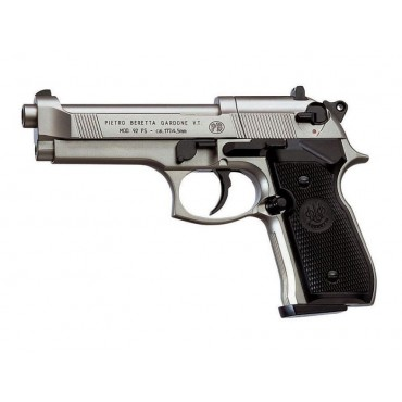 Pistolet 4.5mm Beretta M92 FS Chrome CO2