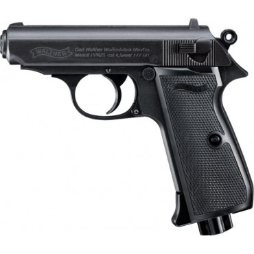 Pistolet 4.5mm Walther PPK/S James Bond - Blowback- CO2