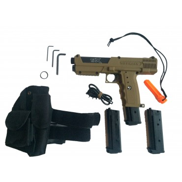 Pack Deluxe TIPPMANN TiPX-TPX V2.0  Brown