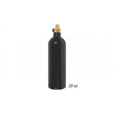 Bouteille 20 Oz Co2 DUKE PI + Valve On Off
