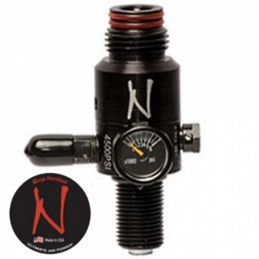 Regulateur Air NINJA ULTRALITE 4500 Psi - 800 Psi Ajustable